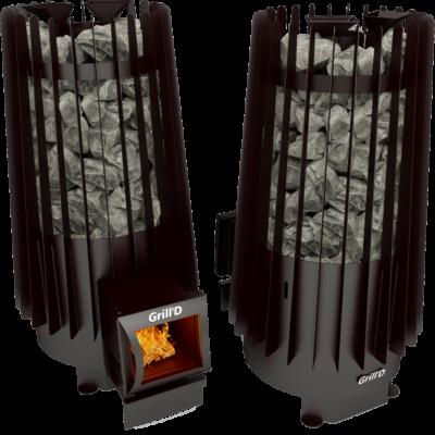 Печь для бани Grill'D Cometa Vega 180 Long