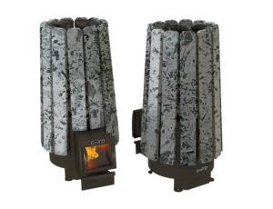 Печь для бани Grill'D Cometa Vega 180 Long Stone (Серпентинит)