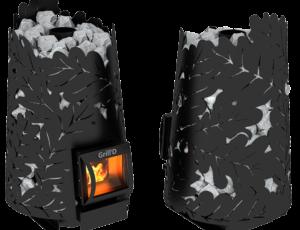 Печь для бани Grill'D Dubravo 180 Short