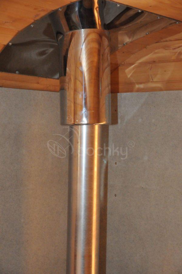 Баня-октабочка Мега-2-СВ