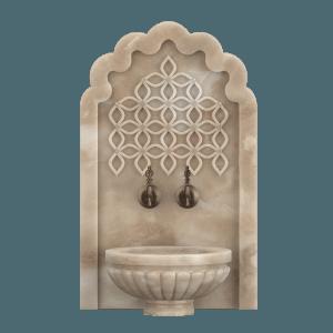 Арка мраморная АМ14
