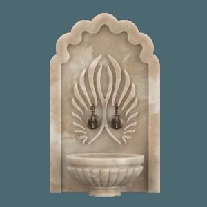 Арка мраморная АМ15