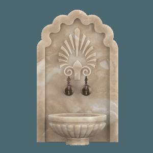 Арка мраморная АМ18