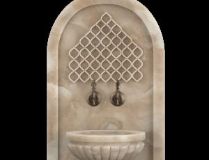 Арка мраморная АМ22