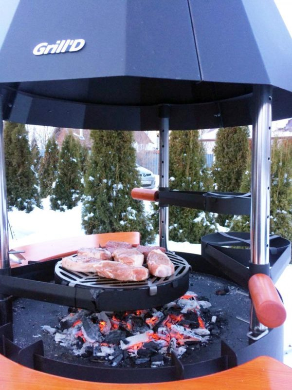 Grill-center 800