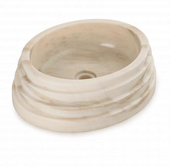 Раковина мраморная РМ18