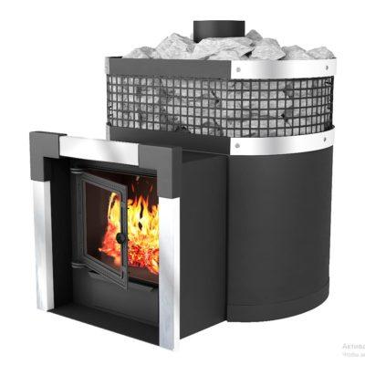 Печь банная Теплынь Люкс