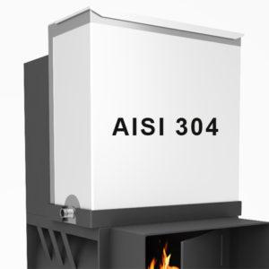 Бак из пищевой нержавейки AISI 304