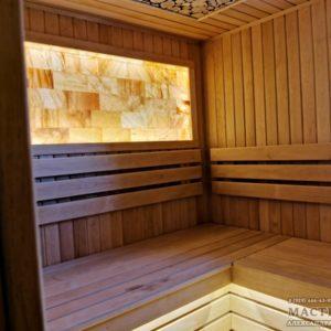 Отделка бани в посёлке Пятницкие Дачи