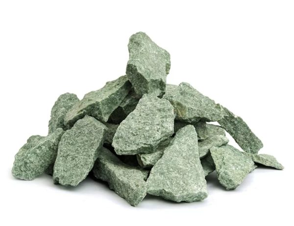 Камни для печей Хакасия Жадеит колотый